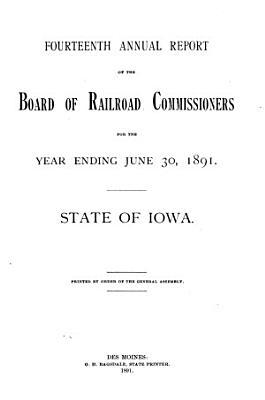 Annual Report   Iowa State Commerce Commission PDF
