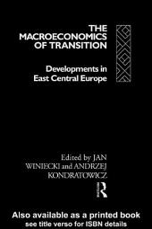 The Macroeconomics of Transition