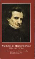 Memoirs of Hector Berlioz PDF