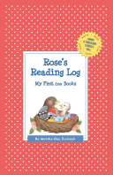 Rose's Reading Log: My First 200 Books (Gatst)