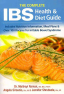 The Complete IBS Health and Diet Guide Book