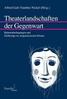 Theaterlandschaften der Gegenwart PDF