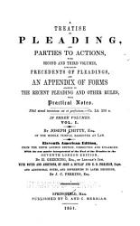 A Treatise on Pleading and Parties to Actions PDF