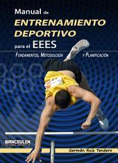 Manual de entrenamiento deportivo para el Espacio Europeo de Educación Superior: Fundamentos, metodología y planificación