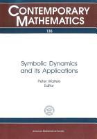 Symbolic Dynamics and Its Applications PDF