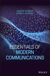 Essentials of Modern Communications PDF