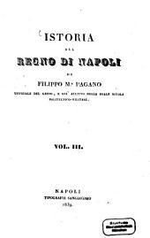 Istoria del regno di Napoli: Volume 3