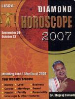 Diamond Horoscope 2007  Libra PDF