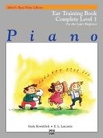 Alfred s Basic Piano Library   Ear Training Book  Complete Level 1  1A 1B  PDF