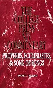 Proverbs, Ecclesiastes & Song of Songs