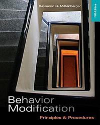 Behavior Modification Principles And Procedures Book PDF