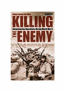 Killing the Enemy Book