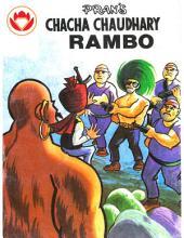 Chacha Chaudhary Rambo English