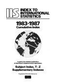 Index to International Statistics PDF