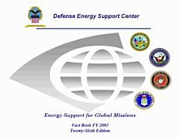 Energy Support For Global Missions  Fact Book FY 2003  Twenty Sixth Edition PDF