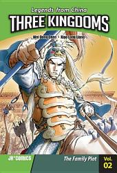 Three Kingdoms Volume 02: The Family Plot