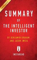 Summary Of The Intelligent Investor Book PDF