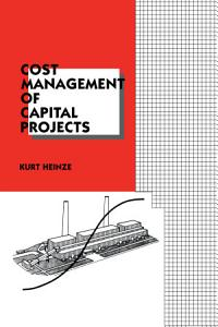 Cost Management of Capital Projects PDF