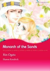 Monarch of the Sands: Mills & Boon Comics