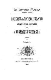 La linterna mágica: Isolina la exfigurante