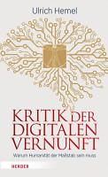 Kritik der digitalen Vernunft PDF