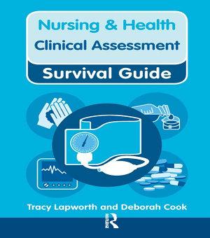 Nursing   Health Survival Guide  Clinical Assessment PDF