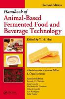 Handbook of Animal Based Fermented Food and Beverage Technology  Second Edition PDF