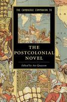 The Cambridge Companion to the Postcolonial Novel PDF