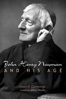 John Henry Newman and His Age PDF
