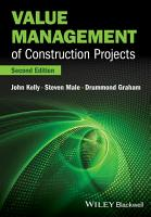 Value Management of Construction Projects PDF
