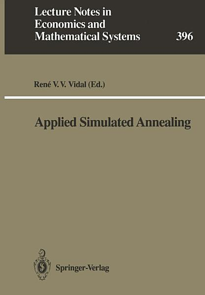 Download Applied Simulated Annealing Book
