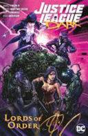 Justice League Dark Vol. 2: Lords of Order