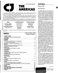 C J  the Americas PDF