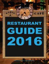 Paris Café Restaurant Guide 2016