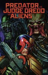 Predator vs  Judge Dredd vs  Aliens PDF