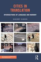 Cities in Translation PDF