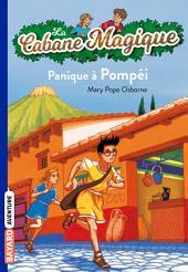 La Cabane Magique, Tome 8: Panique à Pompéi