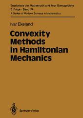 Convexity Methods in Hamiltonian Mechanics