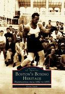 Boston's Boxing Heritage