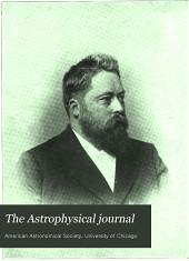 The Astrophysical Journal: Volume 41