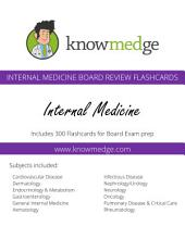 Knowmedge Internal Medicine Flashcards