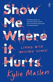 Show Me Where it Hurts Book