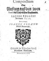 Compendium aus den 2 Tomis des katholischen Bapsthumbs