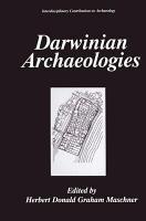 Darwinian Archaeologies PDF
