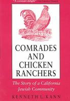 Comrades and Chicken Ranchers PDF