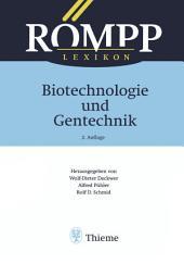 RÖMPP Lexikon Biotechnologie und Gentechnik, 2. Auflage, 1999: Ausgabe 2