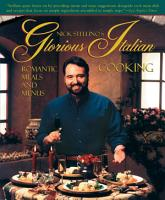 Nick Stellino s Glorious Italian Cooking PDF