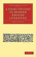 A Short History of Modern English Literature PDF