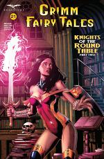 Grimm Fairy Tales Age of Camelot Issue #21