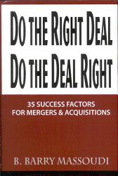 Do The Right Deal Do The Deal Right Book PDF